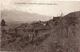 CPA-(38) - Le TOUVET - La Haute Frette ,au Fond Chaîne De Belledonne ( 2981 M.) - France