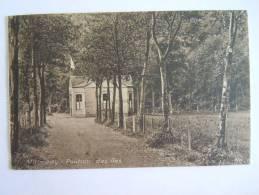 Malmedy Pouhon Des îles Circulée 1925 Edit A. Micha - Malmedy