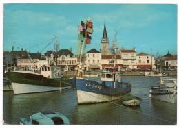 85 - Saint-Gilles-Croix-de-Vie - Le Port De Saint Gilles - Saint Gilles Croix De Vie