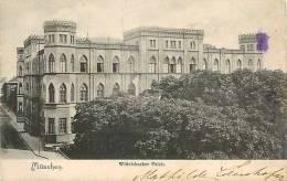 Avr13 755 : München  -  Wittelsbacher Palais - Muenchen
