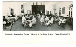 Hospitality Recreation Center, Church Of The Holy Trinity, West Chester, Pennsylvania, 00-10´s - United States