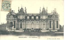 CPA NEUFLIZE-Le Chateau - Otros Municipios