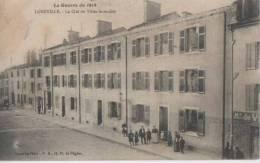 LUNEVILLE ( La Cite De Viller Incendiee ) - Luneville