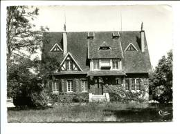 CP-  BEAULON (03) Chateau Des Bluziaux