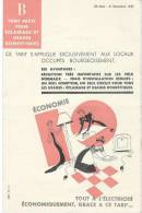 Eclairage Et Usage Domestique /CPDE/Cie Pariisienne De Distribution D'Electricité/ 1937   VP 579 - Electricity & Gas
