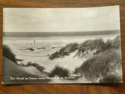 Zee, Strand En Duinen Tussen OOSTVOORNE En ROCKANJE / Anno 1960 ( Zie Foto Voor Details ) !! - Nederland