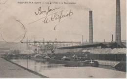 .NEUVES MAISONS (les Acieries Et Le Pont Roulant ) - Neuves Maisons