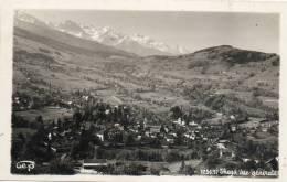 CPSM -(38) - THEYS - Vue Sur Le Village - Theys
