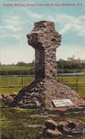 Acadian Burying Ground, From 1680 To 1750, Grand Pre, Nova Scotia, Canada, PU-1913 - Nova Scotia
