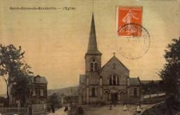 76 Notre Dame De Bondeville. L'église - Francia