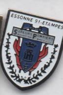 Pompiers SP , Etampes , Essonne - Feuerwehr