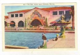 The Spa, Hotel Agua Caliente, Mexico, 1930-40s - Mexique
