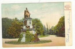 Lincoln Monument, Fairmont Park, Philadelphia, Pennsylvania, PU-1907 - Philadelphia