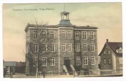 Academie Commerciale,  Trois Pistoles, Quebec, 00-10s - Quebec
