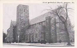 Pennsylvania Hanover First Methodist Church - United States