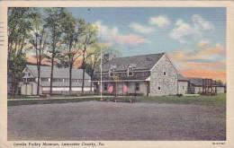 Pennsylvania Lancaster County Landis Valley Museum Curteich - Lancaster
