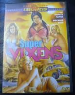 Russ Meyer Lot De 2 DVD Super Vixens Et Ultra Vixens En TTBE - DVD