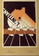 REPLICA Di Cartolina Pubblicitaria L'INTRANSIGEANT, FRANCIA 1925 - OTTIMA F17 - Advertising