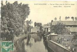 11 - PACY-SUR-EURE - Vue Sur L'Eure Prise Du Pont En Amont - Pacy-sur-Eure