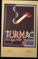 REPLICA Di Cartolina Pubblicitaria CASSANDRE, FRANCIA 1925 - OTTIMA F17 - Advertising