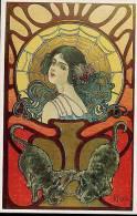 REPLICA Di Cartolina Pubblicitaria KIESZKOVA, FRANCIA 1900 - OTTIMA F17 - Advertising