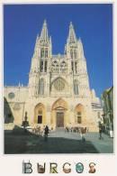 """ANSICHTSKARTEN/POSTAL   City Of BURGOS """"CATHEDRAL Of BURGOS"""" (SPANIEN)  DL-1390 - Iglesias Y Catedrales"""