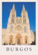 """ANSICHTSKARTEN/POSTAL   City Of BURGOS """"CATHEDRAL Of BURGOS"""" (SPANIEN)  DL-1389 - Iglesias Y Catedrales"""