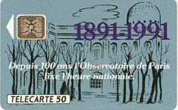 F175 OBSERVATOIRE DE PARIS SC4 - 50 Unités - Astronomie