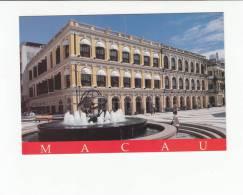 Portugal Cor 23537 - MACAU MACAO - LARGO DO SENADO - China