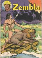 Zembla N° 163 - Avec Aussi Ivan Le Visionnaire Et Rakar - Editions LUG à Lyon - Octobre 1972 - BE - Zembla