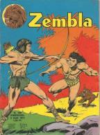 Zembla N° 160 - Avec Aussi Dan Tempête Et Rakar - Editions LUG à Lyon - Août 1972 - BE - Zembla