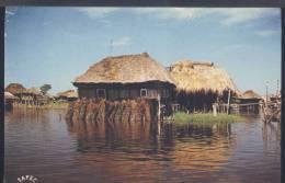 W432 BENIN - VILLAGE LACUSTRE - Benin