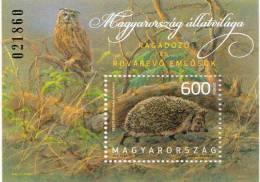 Hungary MNH SS - Rodents
