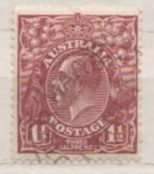 Australia Used Stamp, WM 6 - 1913-36 George V: Heads