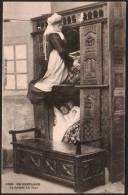 CPA Folklore - Le Double Lit Clos - Bretagne