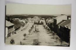 Germany: Böhmen Und Mähren Prag , Prosec Picture Postcard
