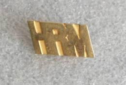 CROATIAN NAVY - Lapel Pin By IKOM * Badge Marine Armée Navale Kriegsmarine Fuerzas Navales Marina Militare - Navy