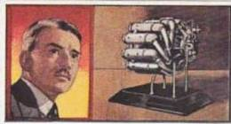 Sunblest Tea Trade Card Inventions & Discoveries 1960 No 1 First Jet Engine Frank Whittle - Tea & Coffee Manufacturers