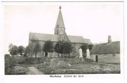 """""""Machelen - Zijkant Der Kerk"""" - Machelen"""