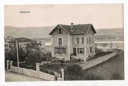 HENDAYE - Maison Quartier De La Gare - Wagons - Bidassoa - Carte Vierge - Parfait état - Hendaye