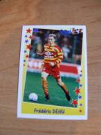 FOOT STICKER FRANCE PANINI SUPERFOOT 1998/99 - N°076 FREDERIC DEHU - RC LENS - STICKER NEUF - Edition Française