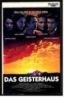 VHS Video Drama  -  Das Geisterhaus   -  Mit Close, Glenn; Streep, Meryl; Ryder, Winona; Banderas, Antonio  -  Von 1994 - Dramma