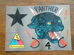 PANTHER-VIER Peter Vietze Rattelsdorf / Coburg - Anno 1977 / OSL ( Zie Foto Voor Details ) !! - CB