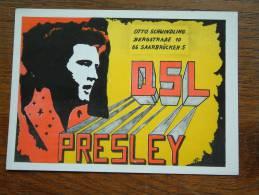 PRESLEY Otto Schwindling Saarbrücken - Anno 1980 / OSL ( Zie Foto Voor Details ) !! - CB