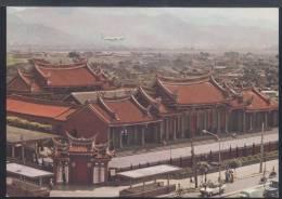 W471 TAIPEI - THE SHRINE OF HISTORICAL HERO KUAN-KUNG - Taiwan