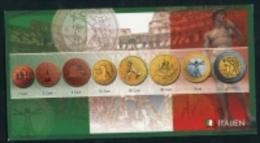 AK Euro M�nzen Italien (G-164)
