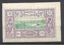 COTE DES SOMALIS  N� 11  NEUF*