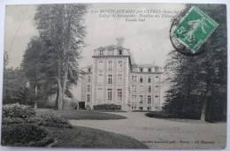 76 : Mont-Cauvaire / Montcauvaire Près Clères : Collège De Normandie - Pavillon Des Tilleuls - Façade Sud - Altri Comuni