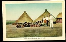 CAMEROUN DIVERS / Dorf In Graslande / - Cameroun