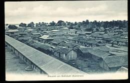 CAMEROUN DOUALA / Bellstadt, Ansicht / - Cameroun